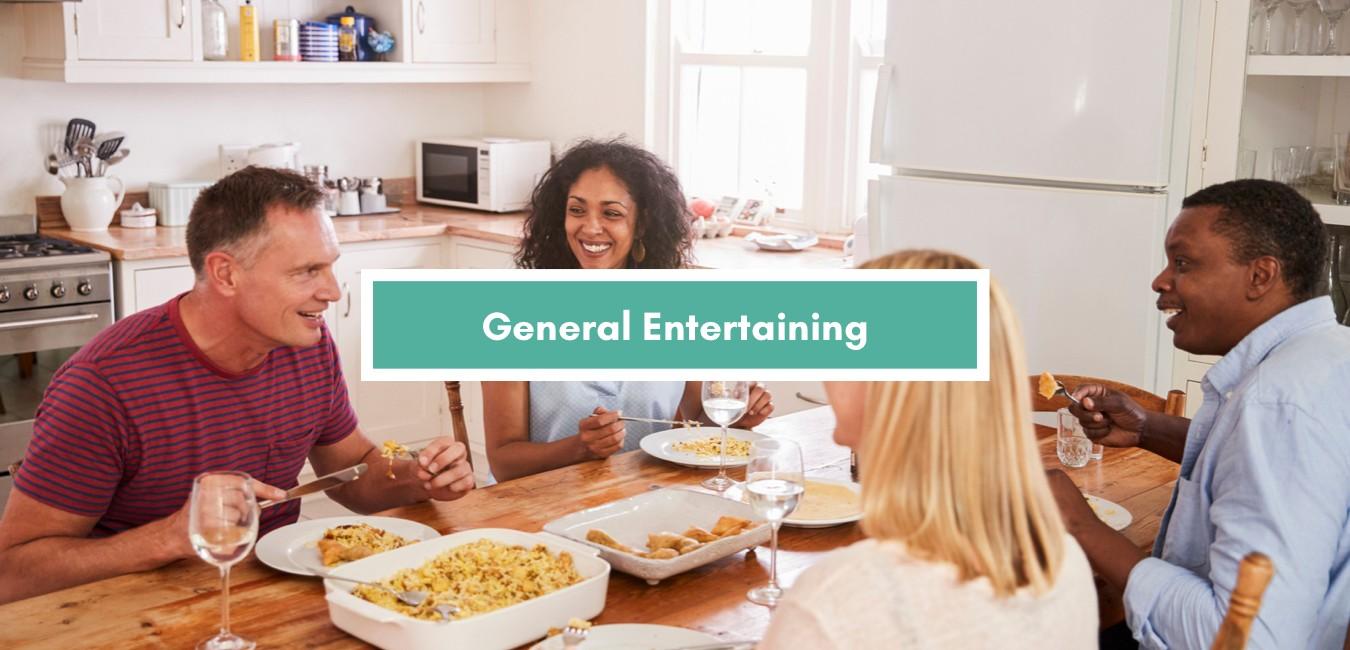 General Entertaining