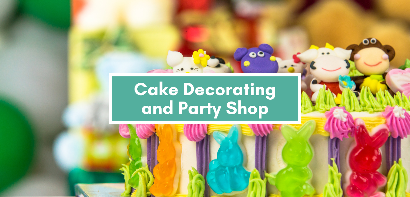 Cake Decorating and Party Shop