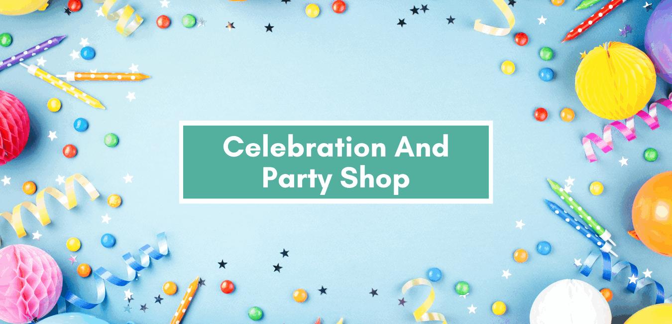 Celebration & Party Shop