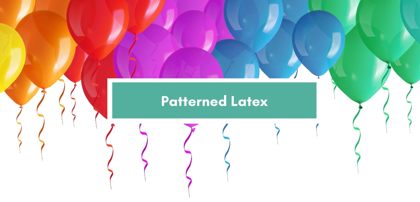 Patterned Latex