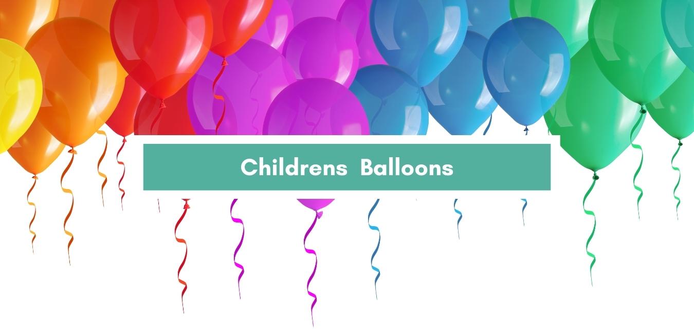 Children's Balloons